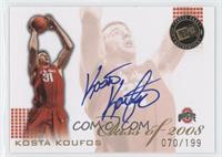 Kosta Koufos (Blue Ink) /199