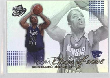 2008 Press Pass Class of 2008 #CL-7 - Michael Beasley
