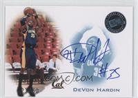 DeVon Hardin /50
