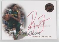 Bryce Taylor