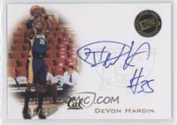 DeVon Hardin /99