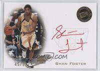 Shan Foster