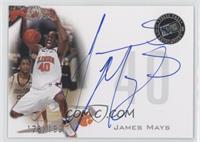 James Mays /199