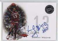Sonny Weems /199