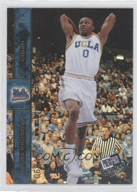 2008 Press Pass Reflectors Proof Edition #34 - Russell Westbrook /100