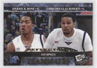 Derrick Rose, Chris Douglas-Roberts