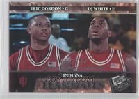Eric Gordon, D.J. White /250
