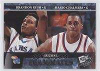 Brandon Rush, Maurice Cheeks