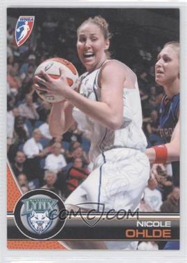 2008 Rittenhouse WNBA #07 - Nicole Ohlde