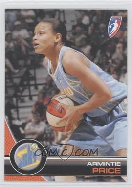 2008 Rittenhouse WNBA #75 - Armintie Price