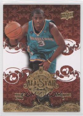 2008 Upper Deck NBA All-Stars New Orleans - [Base] #AS5 - Chris Paul