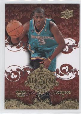 2008 Upper Deck NBA All-Stars New Orleans #AS5 - Chris Paul