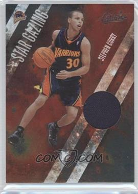 2009-10 Absolute Memorabilia Star Gazing Materials #10 - Stephen Curry /100