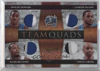 Rashard Lewis, Vince Carter, Dwight Howard, Jameer Nelson /10