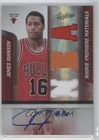 James Johnson /499