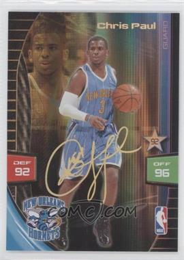 2009-10 Adrenalyn XL - [Base] - Extra Signature #CHPA - Chris Paul