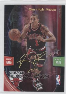 2009-10 Adrenalyn XL Extra Signature #DERO - Derrick Rose
