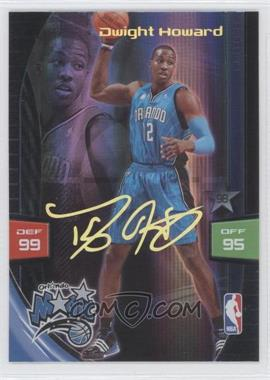 2009-10 Adrenalyn XL Extra Signature #DWHO - Dwight Howard