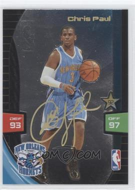 2009-10 Adrenalyn XL Ultimate Signature #CHPA - Chris Paul