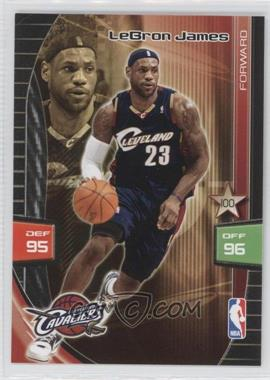 2009-10 Adrenalyn XL #LEJA - Lebron James