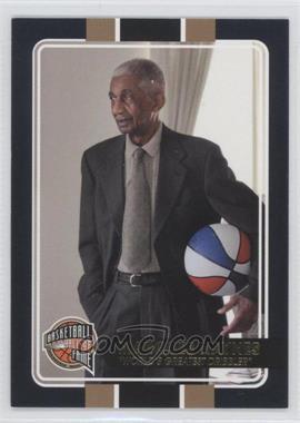 2009-10 Basketball Hall of Fame Black Border #126 - Marques Haynes /199