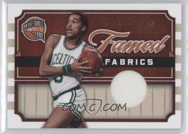 2009-10 Basketball Hall of Fame Famed Fabrics #12 - Dennis Johnson /325