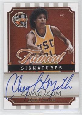 2009-10 Basketball Hall of Fame Famed Signatures #CM - Cheryl Miller /499