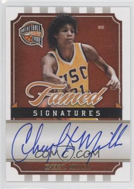 2009-10 Basketball Hall of Fame Famed Signatures #CM - Cheryl Miller /499