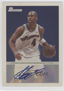 2009-10 Bowman '48 - '48 Autographs #48A-AJ - Antawn Jamison