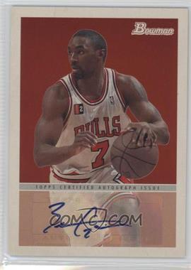 2009-10 Bowman '48 - '48 Autographs #48A-BG - Ben Gordon