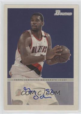 2009-10 Bowman '48 - '48 Autographs #48A-GO - Greg Oden