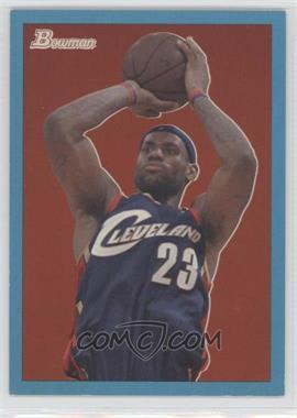 2009-10 Bowman '48 - [Base] - Blue #14 - Lebron James /1948