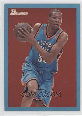 2009-10 Bowman '48 - [Base] - Blue #54 - Kevin Durant /1948
