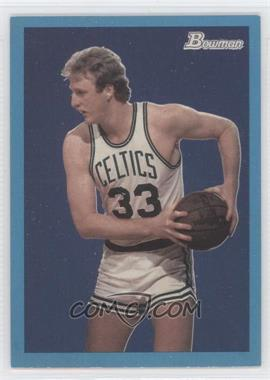 2009-10 Bowman '48 - [Base] - Blue #84 - Larry Bird /1948