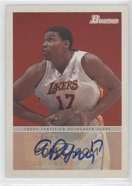 2009-10 Bowman '48 '48 Autographs #48A-AB - Andrew Bynum
