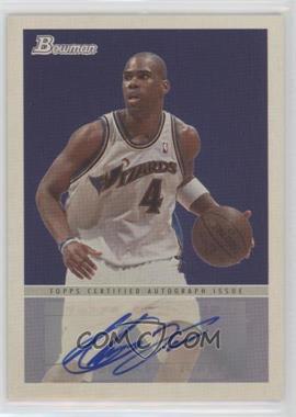 2009-10 Bowman '48 '48 Autographs #48A-AJ - Antawn Jamison