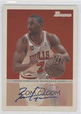2009-10 Bowman '48 '48 Autographs #48A-BG - Ben Gordon
