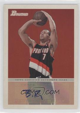 2009-10 Bowman '48 '48 Autographs #48A-BRO - Brandon Roy