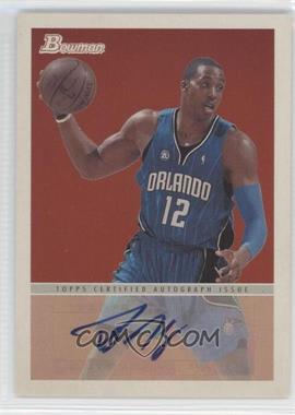 2009-10 Bowman '48 '48 Autographs #48A-DH - Dwight Howard