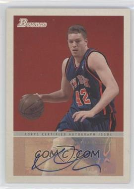 2009-10 Bowman '48 '48 Autographs #48A-DL - David Lee