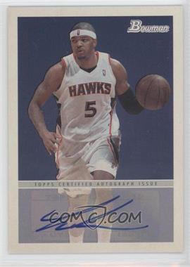 2009-10 Bowman '48 '48 Autographs #48A-JS - Josh Smith
