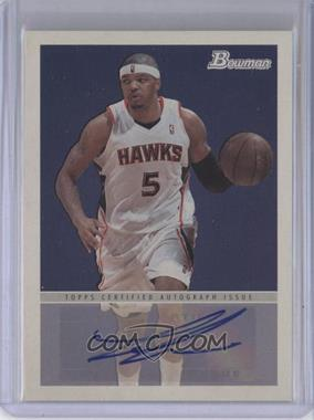 2009-10 Bowman '48 '48 Autographs #48A-JS - Josh Smith