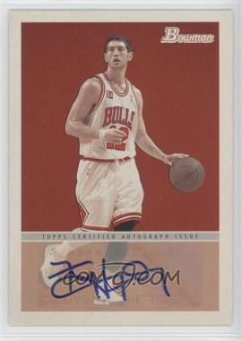 2009-10 Bowman '48 '48 Autographs #48A-KH - Kirk Hinrich