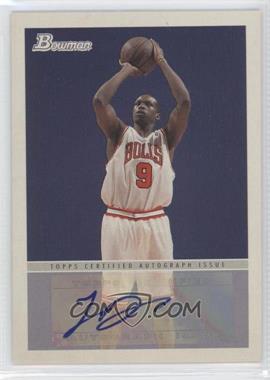 2009-10 Bowman '48 '48 Autographs #48A-LD - Luol Deng