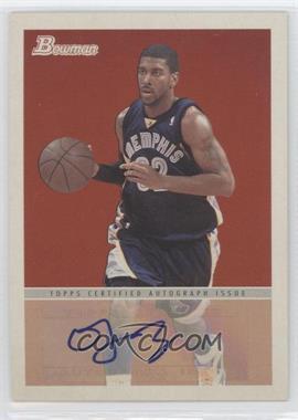 2009-10 Bowman '48 '48 Autographs #48A-OJM - O.J. Mayo