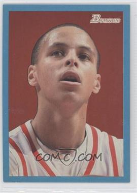 2009-10 Bowman '48 Blue #106 - Stephen Curry /1948