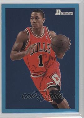 2009-10 Bowman '48 Blue #11 - Derrick Rose /1948