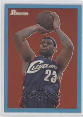 2009-10 Bowman '48 Blue #14 - Lebron James /1948