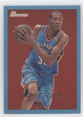 2009-10 Bowman '48 Blue #54 - Kevin Durant /1948
