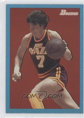 2009-10 Bowman '48 Blue #91 - Pete Maravich /1948